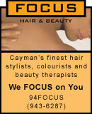 Cayman Islands - Focus Salon